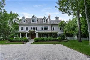 Photo of 302 Canoe Hill Road, New Canaan, CT 06840 (MLS # 170098575)
