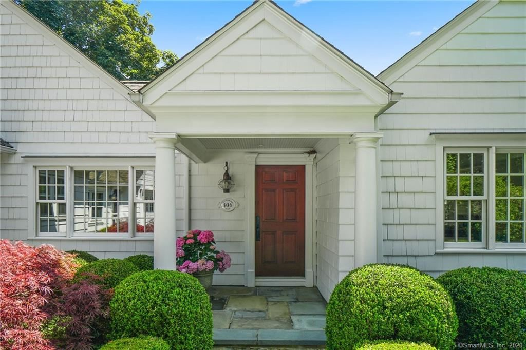 406 Silvermine Road, New Canaan, CT 06840 - #: 170309576
