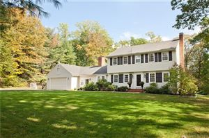 Photo of 28 Woodchuck Hill Road, Simsbury, CT 06092 (MLS # 170081578)