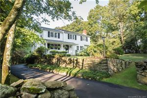 Photo of 917 Silvermine Road, New Canaan, CT 06840 (MLS # 170013579)