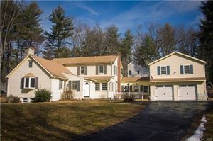 Photo of 380 West Mountain Road, Simsbury, CT 06092 (MLS # 170054581)