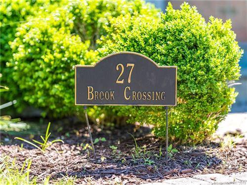 Photo of 27 Brook Crossing, Marlborough, CT 06447 (MLS # 170215581)
