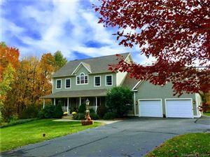 Photo of 72 Silver Brook Lane, Granby, CT 06060 (MLS # 170000582)
