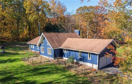 Photo of 95 Gaylord Mountain Road, Bethany, CT 06524 (MLS # 170445585)