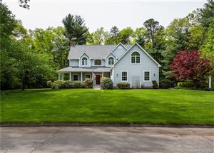 Photo of 3 Birchwood Drive, Granby, CT 06035 (MLS # 170080586)