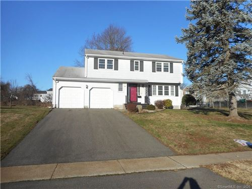 Photo of 15 Gooseberry Hill, Wethersfield, CT 06109 (MLS # 170281588)