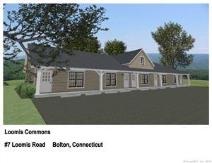 Photo of 7 Loomis Road #B, Bolton, CT 06043 (MLS # 170149589)