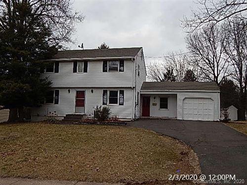 Photo of 50 Wildflower Road, East Hartford, CT 06118 (MLS # 170278590)
