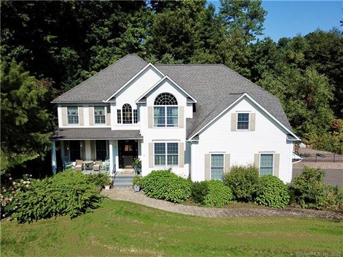 Photo of 8 Long Hill Drive, Somers, CT 06071 (MLS # 170304593)