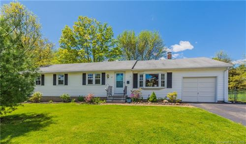 Photo of 27 Nolan Drive, Bloomfield, CT 06002 (MLS # 170295595)