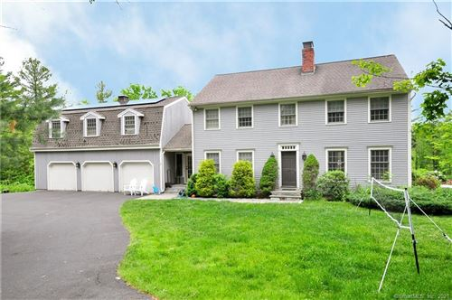 Photo of 84 Goodhouse Road, Litchfield, CT 06759 (MLS # 170406600)