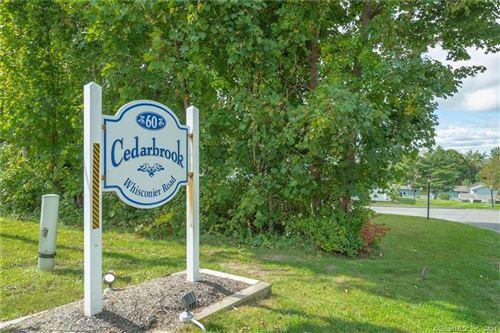 Photo of 1 Cedarbrook Townhouse #1, Brookfield, CT 06804 (MLS # 170445602)