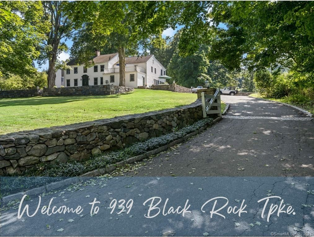 Photo of 939 Black Rock Turnpike, Easton, CT 06612 (MLS # 170309603)