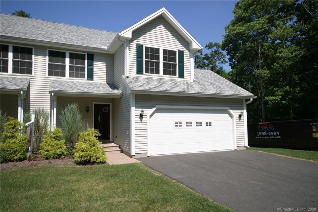 Lot 52 Woodside Drive #32, Tolland, CT 06084 - #: 170361607