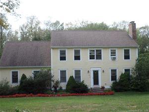 Photo of 42 Sherwood Lane, Marlborough, CT 06447 (MLS # 170092608)