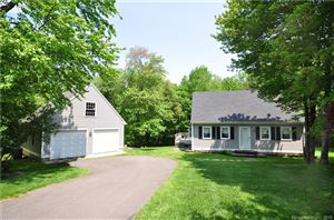 Photo of 9 Knollwood Lane, Granby, CT 06090 (MLS # 170150609)