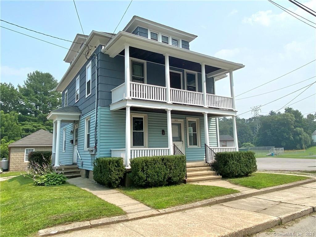 Photo of 313 Oak Avenue, Torrington, CT 06790 (MLS # 170423612)