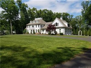 Photo of 708 Hall Hill Road, Somers, CT 06071 (MLS # 170054613)
