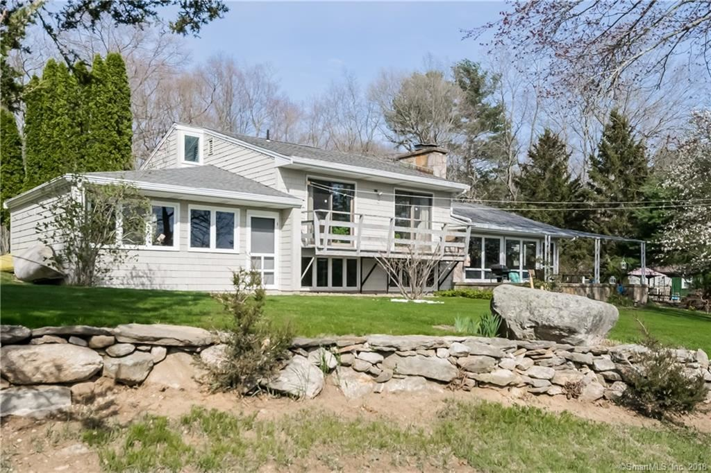 Photo for 410 Lake Road, Andover, CT 06232 (MLS # 170077614)