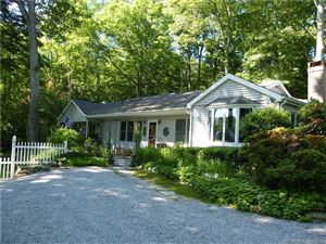 Photo of 40 Tower Hill Lake Road, Deep River, CT 06417 (MLS # 170095615)
