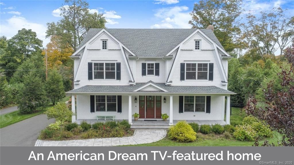 386 White Oak Shade Road, New Canaan, CT 06840 - MLS#: 170243617