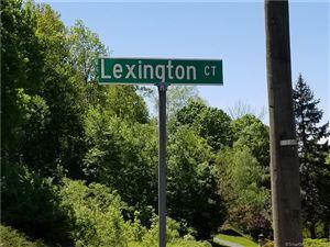 Photo of Lot 1 A Lexington Court, Cheshire, CT 06410 (MLS # 170197619)