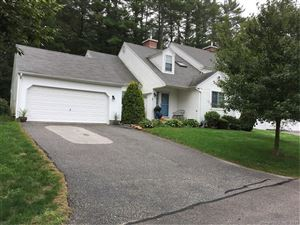 Photo of 26 Liberty Drive #26, Mansfield, CT 06250 (MLS # 170130620)