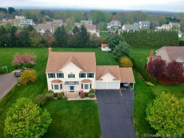 Photo for 19 French Road, South Windsor, CT 06074 (MLS # 170080620)