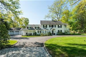 Photo of 10 Gerrish Lane, New Canaan, CT 06840 (MLS # 170085621)