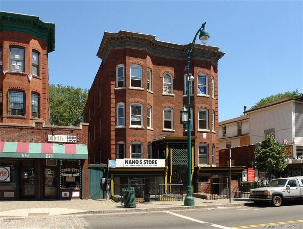 866 Park Street, Hartford, CT 06106 - #: 170382621