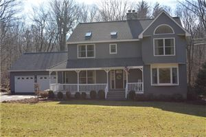 Photo of 210 Parker Road, Somers, CT 06071 (MLS # 170049622)