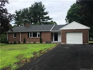 Photo of 54 Two Stone Drive, Wethersfield, CT 06109 (MLS # 170100622)