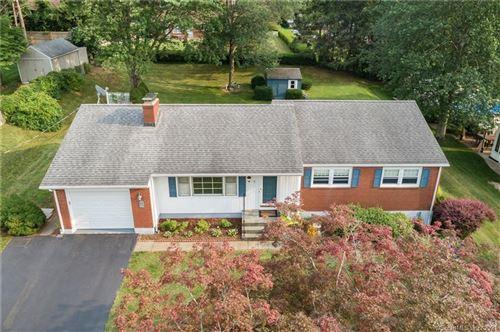 Photo of 5 Bel Aire Terrace, Portland, CT 06480 (MLS # 170423622)