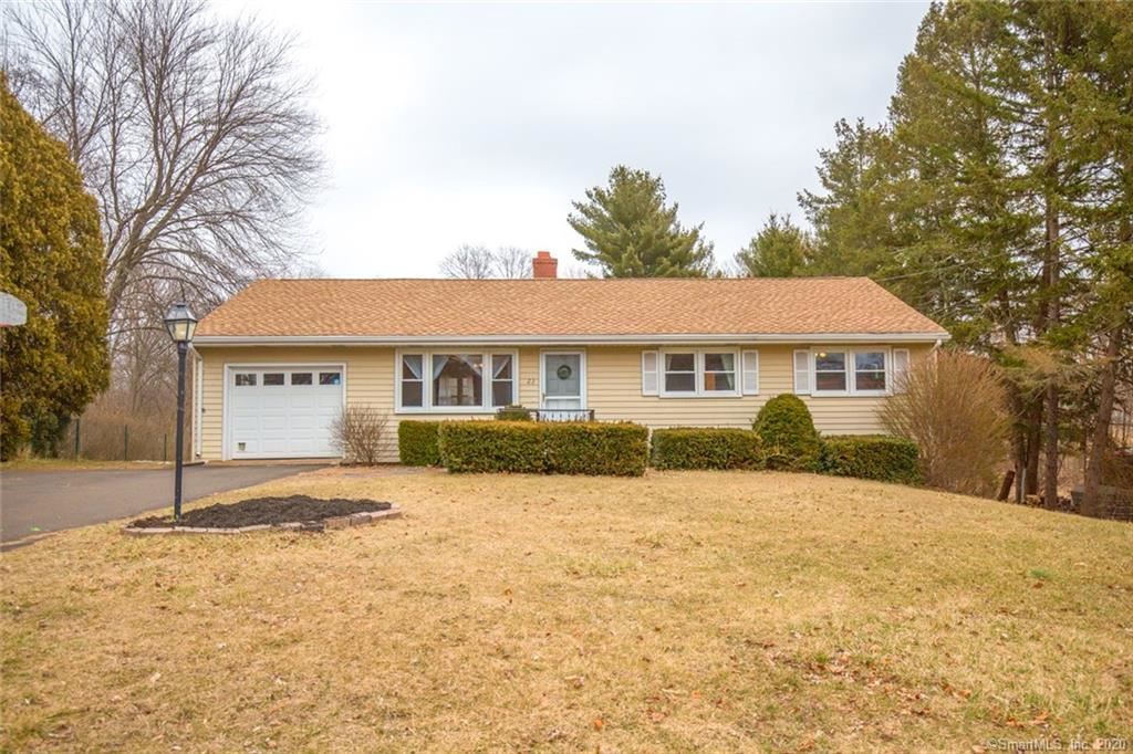 23 Overbrook Drive, Vernon, CT 06066 - MLS#: 170271622