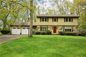 Photo of 136 Homestead Drive, South Windsor, CT 06074 (MLS # 170082623)