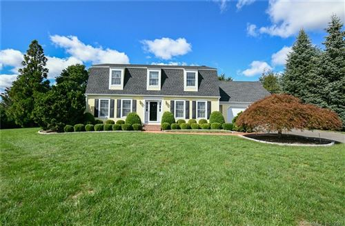 Photo of 49 Green Hill Road, Bethany, CT 06524 (MLS # 170441624)