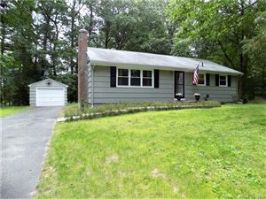 Photo of 412 West Mountain Road, Simsbury, CT 06092 (MLS # 170211625)