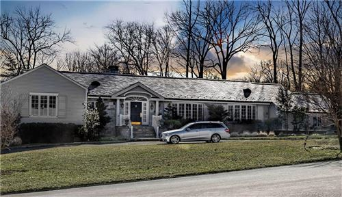 Photo of 131 Thurton Drive, New Canaan, CT 06840 (MLS # 170269625)