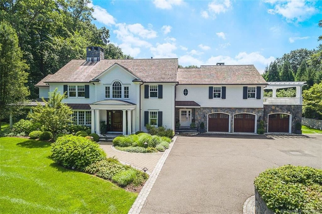 3 Hill Road, Greenwich, CT 06830 - MLS#: 170182625