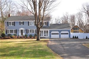 Photo of 8 Shingle Mill Drive, Canton, CT 06019 (MLS # 170154626)