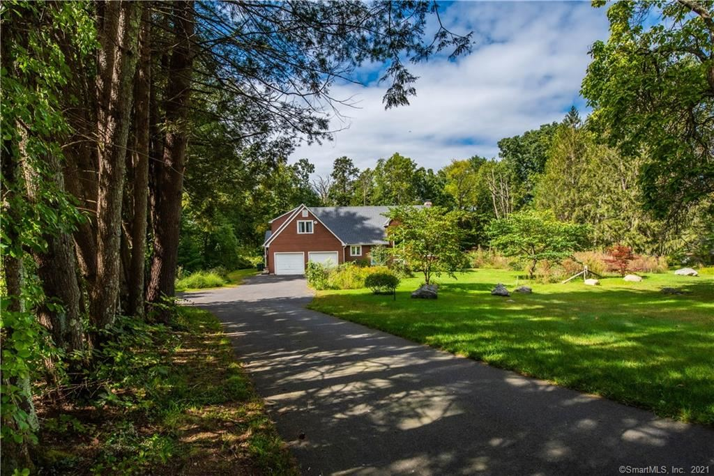 Photo of 89 Goose Green Road, Barkhamsted, CT 06063 (MLS # 170439627)