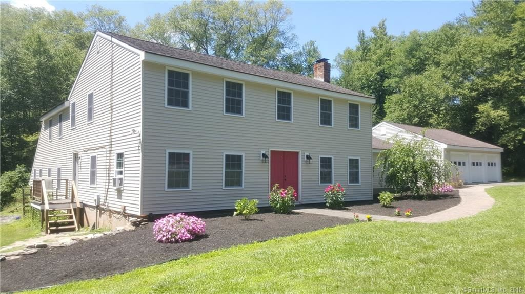 Photo for 228 Long Hill Road, Andover, CT 06232 (MLS # 170107628)