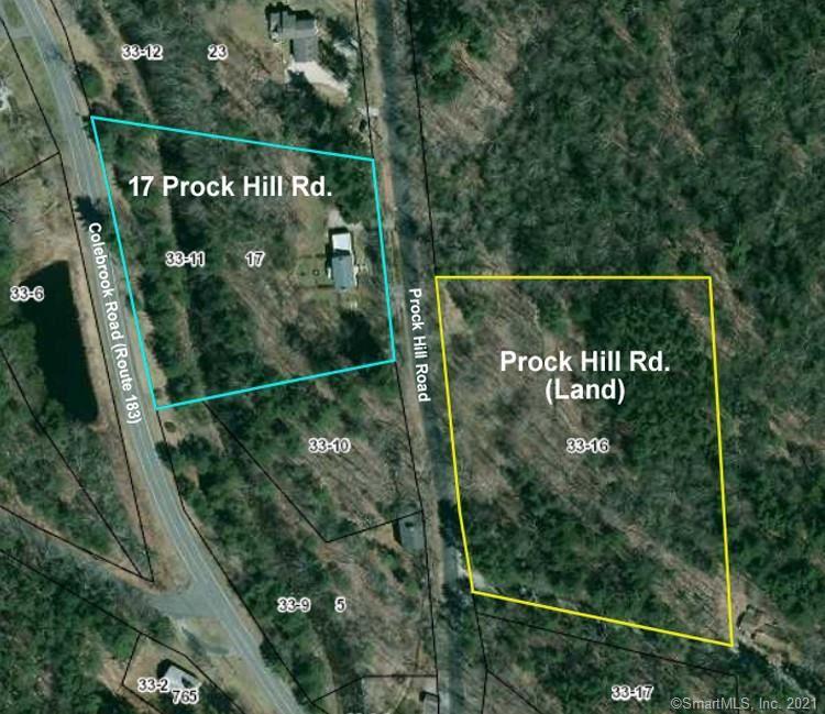 Photo of 00 Prock Hill Road, Colebrook, CT 06021 (MLS # 170418628)