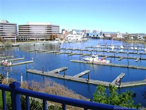 Tiny photo for 43 Harbor Drive #310, Stamford, CT 06902 (MLS # 170072629)