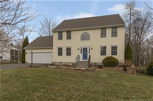 Photo of 479 Woodmont Drive, Coventry, CT 06238 (MLS # 170052631)