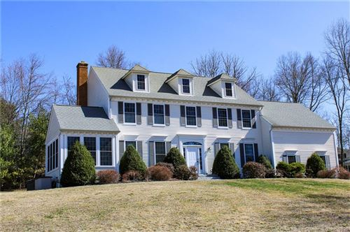 Photo of 200 Russell Road, Bethany, CT 06524 (MLS # 170282631)