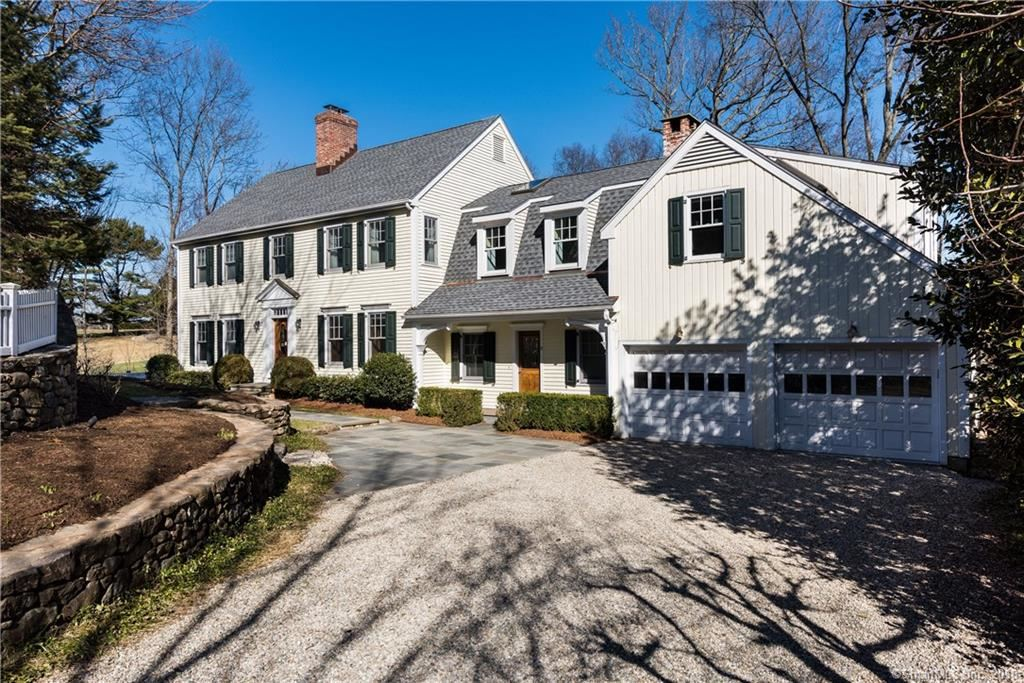 Photo for 8 Gisborne Place, Greenwich, CT 06870 (MLS # 170059633)