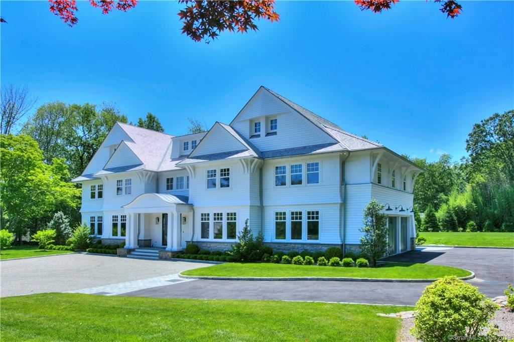 Photo for 97 Skyview Lane, New Canaan, CT 06840 (MLS # 170141633)