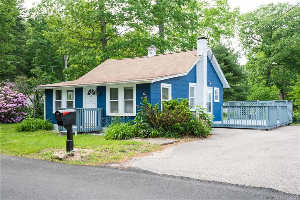 Photo for 226 Pine Lake Drive, Coventry, CT 06238 (MLS # 170406633)