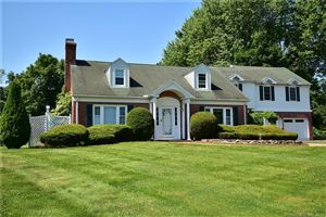 Photo of 143 Halladay East Avenue, Suffield, CT 06078 (MLS # 170104636)